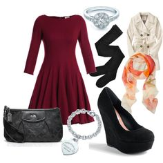 Cute first date outfit