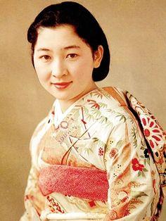 Empress Michiko (皇后美智子, Kōgō Michiko), née Michiko Shōda (正田美智子, Shōda Michiko…
