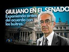 Disso Voce Sabia?: Argentina: Héctor Giuliano expõe a armadilha da dívida perpétua com os fundos abutre