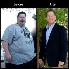 A near-death experience inspired Las Vegas businessman Keith Ahrens to lose 200 pounds, and change his life.