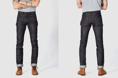 Adding to the small pond of black selvedge jeans, Noble Denim recently released a small batch of jeans made of 15 oz. black selvedge denim from Kaihara Mills. Read more at: http://rwrdn.im/noble-denim-black-jeans