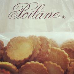 @usabilitygal Poilane famous parisienne butter biscuits #paris #france #biscuits #parisienne #poilane #boulangerie #delicieux