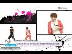 "Kpop Dance Tutorial - EXO-K(엑소케이) ""MAMA"" [Pops in Seoul]"