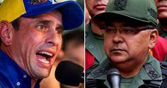 ¡DE FRENTE! Capriles se las canta a Reverol: lo acusa de acciones anárquicas en Los Teques usando paramilitares