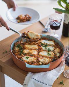 Yummy Veggie, Veggie Recipes, Vegetarian Recipes, Yummy Food, Healthy Recipes, Healthy Slow Cooker, Healthy Cooking, Cooking Recipes, Oven Dishes