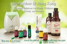 AromaMeet @ Hong Kong  www.facebook.com/naturallivingconcepts http://yl.pe/c6