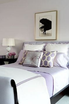 Color Scheme: Purple and Grey