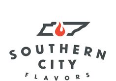 Logo for a condiment and specialty foods company in middle Tennessee, whose product core is a line of grilling sauces.