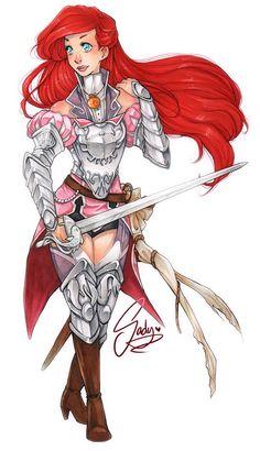 Disney-Warrior-Princesses09