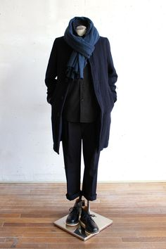 Suggestion of The Men's Winter Style