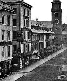 Boston MA ~ 1860