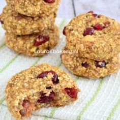 Tapas, Gluten Free Baking, Granola, Low Carb Recipes, Bakery, Sweets, Cookies, Eat, Breakfast