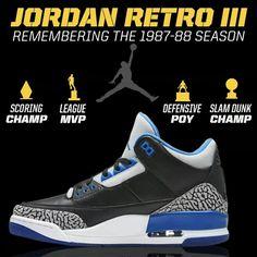 Jordan Retro III