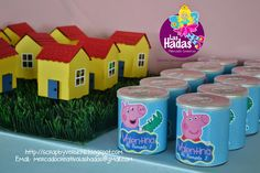 Scrap by Veruchis: FIESTA PEPPA PIG