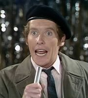 Some Mothers Do 'Ave 'Em. Frank Spencer (Michael Crawford). Image credit: British Broadcasting Corporation.