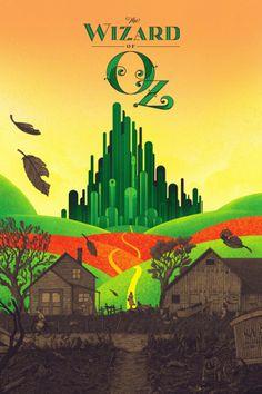 Kevin Tong - Wizard of Oz Variant