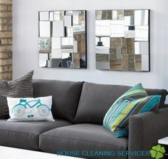 How to use #mirrors for #home #renovation www.housecleaning-services.co.uk/blog/how-to-use-mirrors-for-home-renovation/