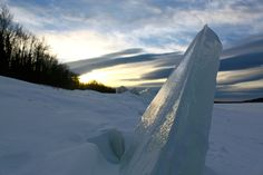 Ice formation on the Liard River Northwest Territories, North West, Canada, Ice, Park, Building, Pictures, Travel, Photos