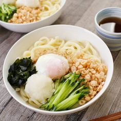 Wine Recipes, Asian Recipes, Real Food Recipes, Cooking Recipes, Japanese Noodles, Japanese Food, Buckwheat Noodles, Udon Noodles, Food Photo