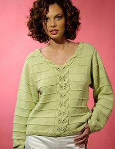 Ravelry: Marla pattern by Melissa Leapman