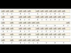 Musicograma on instrumentos del rock