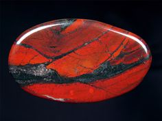 Jaspilite (polished)