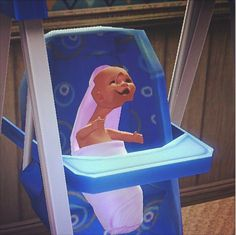 """This baby who just wants to give a giant hug: 27 Glitches In """"The Sims"""" That Made It The Most Fucked-Up Game Ever The Sims, Sims 4, Stupid Funny Memes, Haha Funny, Hilarious, Funny Sims, Sims Glitches, Reaction Pictures, Funny Pictures"""