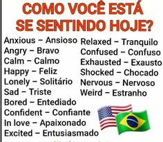 Build Your Brazilian Portuguese Vocabulary English Help, English Course, English Tips, Learn English Words, English Study, English Lessons, English Writing, English Grammar, Teaching English