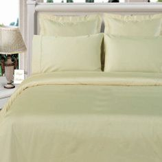 Bed linens Full Queen King Cal-King Silky 100% Bamboo Duvet Cover Sets 3 pieces