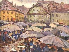 Antonín Slavíček  1870-1910