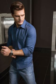 Diego Miguel for Individual Fall Winter 2015