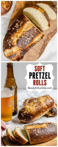 Soft Pretzel Rolls areflavorful and satisfyingin so many recipes-sandwiches, bratwurst, burgers-or just eaten on their own! The soft and chewy texturecan't be beat.