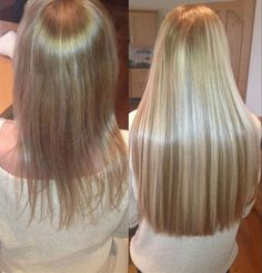 hairextensionscourse.ca hair extensions before and after