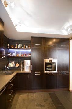 Интерьер | Кухня | Букет уютных красок | Александр Корольков