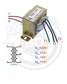 Transformer to and in 2019 Electrical Engineering Books, Basic Electrical Wiring, Electrical Circuit Diagram, Electrical Symbols, Electrical Projects, Electronic Engineering, Electronics Projects, Organize Electronics, Basic Electronic Circuits