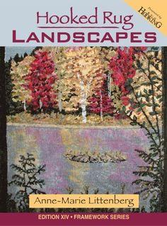 Hooked Rug Landscapes | Rug Hooking Magazine