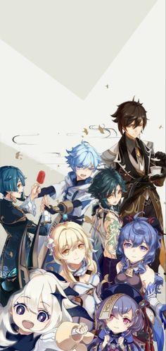 genshin wallpaper