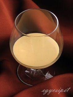 egycsipet: Karamell-krémlikőr Beverages, Drinks, Glass Of Milk, Food And Drink, Cocktails, Cooking, Sweet, Recipes, Blog
