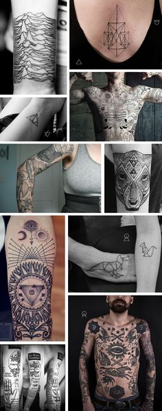 interesting collection of tattoos curated by Moorea Seal. I like her thoughts in the post as well. She seems to have the same hesitancy and fascination with tattoos that I have.