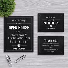 46 Best Open House Signs Images Real Estate Marketing Open House