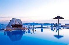 Santorini Princess Luxury Spa Hotel 5 stars of pure bliss :)