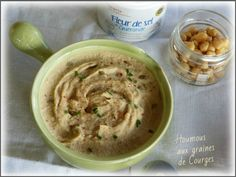 houmous courges