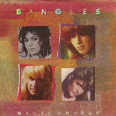 "Pin for Later: The Ultimate '80s Wedding Reception Playlist ""Manic Monday"" by The Bangles"