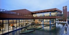 Seven Sage County Community Office Building / Allied Architects International