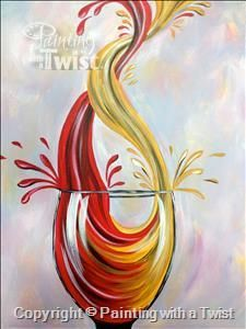 130 Best Painting With A Twist Images Canvas Art Canvases Canvas