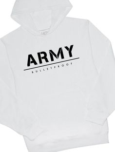 ARMY Bold Hoodie