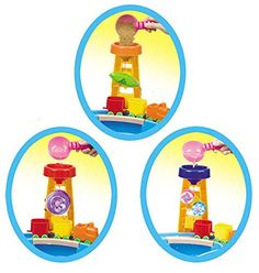deAO - Sand and Water Table with Assorted Accessories: Amazon.co.uk: Toys & Games