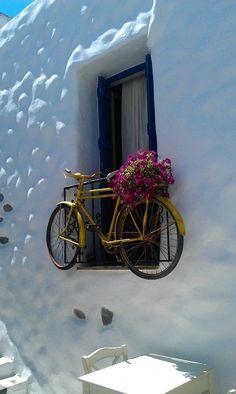 Antibig — Naxos Island-Cyclades-Greece