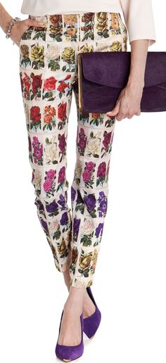 Ted Baker pants-not sure I would wear them but i love them.