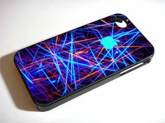 ABSTRACT LIGHTS for iPhone 4/4s/5/5s/5c, Samsung Galaxy s3/s4 case